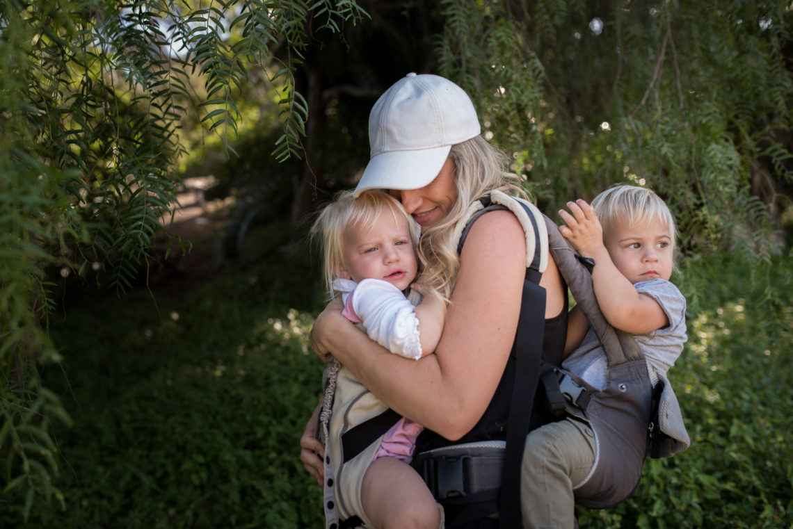TWIN TALK | TANDEM BABYWEARING | THAT'S A WRAP